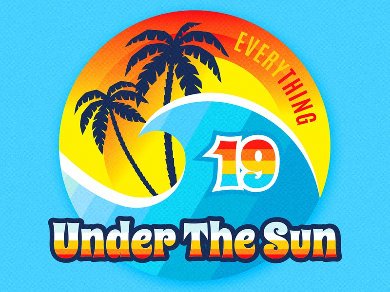 Everything Under The Sun IPA ipa underthesun brewery beer beer branding beer art lostboroughbrewing
