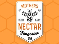 Mother's Nectar Tangerine IPA