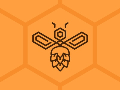 Bee Hoppy - Mother's Nectar Tangerine IPA 🍻🐝🍊