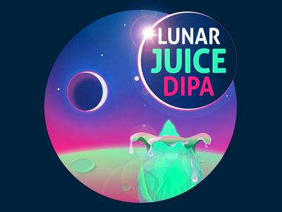 Lunar Juice Double IPA 🚀🍺