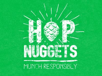 Hop Nuggets Artisanal Pretzel Bites 🥨🍺