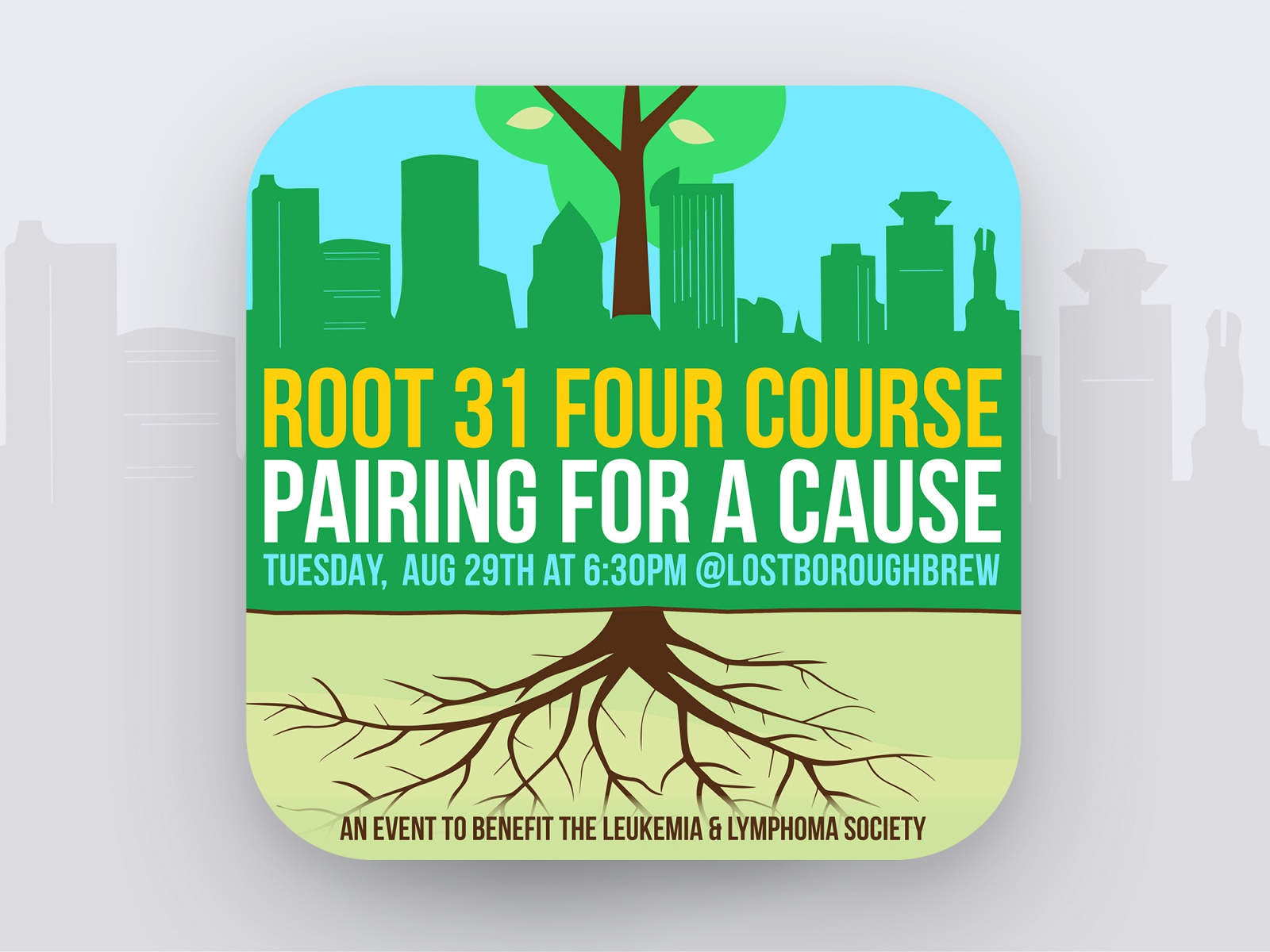 Art of the craft   root 31 four course pairing