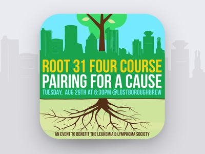 Art of The Craft - Root 31 Four-Course Pairing 🌳🍽🍻