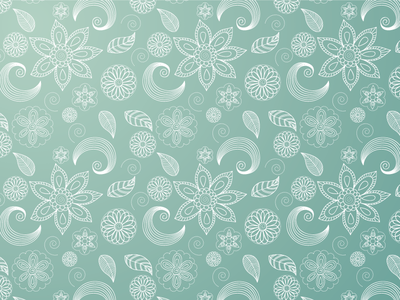 Hand drawn Floral Background floral background wallpaper swirl doodle hand drawn