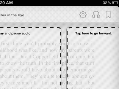 Reader2 app book ipad reader