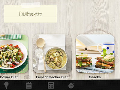 Diet iphone app cooking