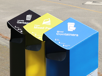 Recycling Graphics