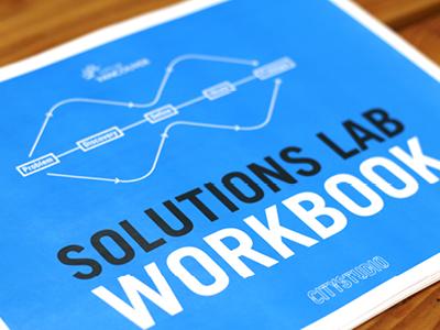 Workshop Workbook diagrams typography workbook book