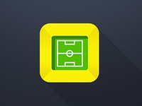 Football Stadium App Icon