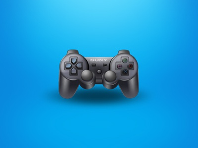 Playstation Controller Icon icon playstation sony controller ps3 ps2 ps1