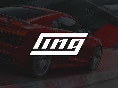 Ring Logo track fast speed automotive auto porsche audi car racing race logo ring