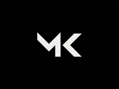 Matt Komo Logo rewind play nikita vantorin nv film matt komo modern monogram mk minimal design logo