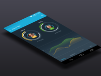 Material Design Data Visualizations