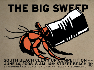 Big Sweep Poster