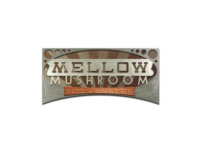Mellow Mushroom Pizza Signage