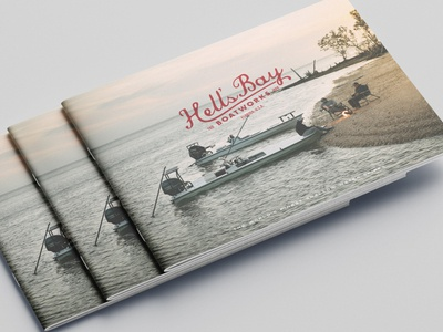 Hell's Bay Boatworks brochure