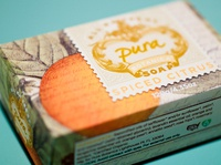 Pura Soap Packaging