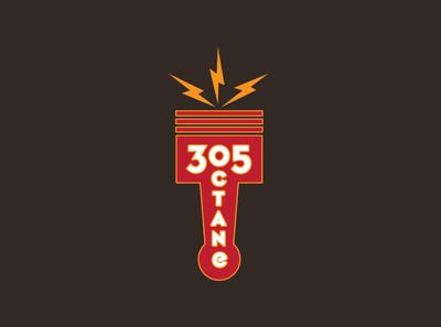 305 Octane Logo