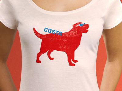 Costa shirt design