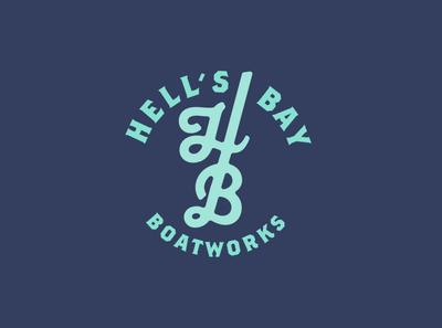 Hells Bay Boatworks logo