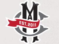 Cafe Moto Monogram