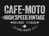 Cafe Moto T-Shirt