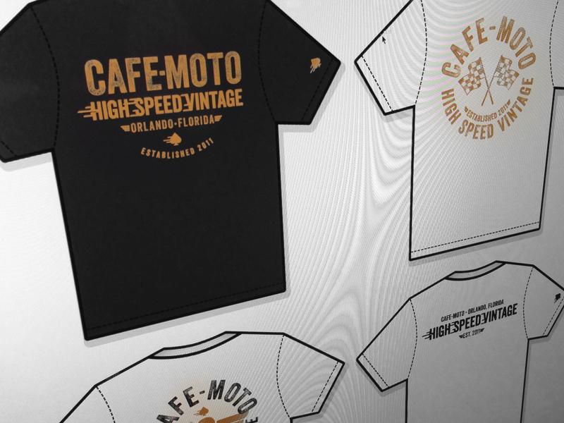 Cafe-Moto Shirt Concepts shirts grunge