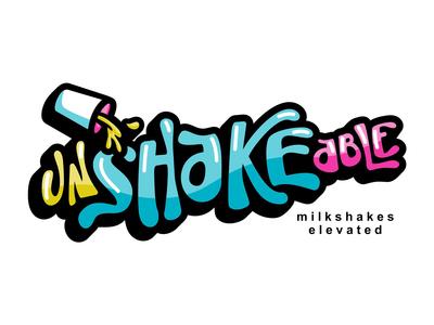 UnShakeable Milkshakes LOGO FINAL