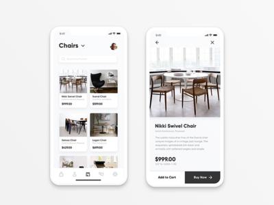 Bolia Shopping App