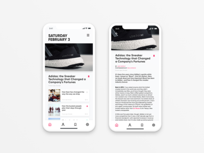 Nyhed News App