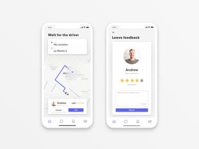Ersteg Taxi App