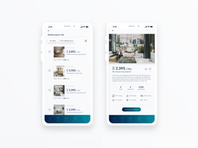 Gemz - Real Estate App