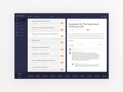 CryptoCoin - News Aggregator