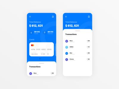 Finans - Finance App