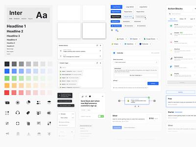Alloy Design Language ui style guide design systems branding design brand visual identity user interface style guide language design language inter minimal design system system ux ui