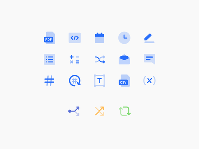 Utility and Logic Icons | Duotone pack icons svg icons duotone icons duotone interface icons ui icon set icondesign app icons