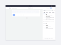 Form View Builder – Drag and Drop Interactions