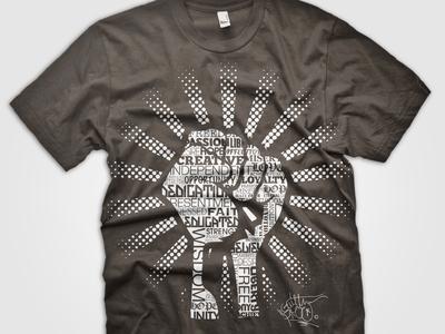 T-shirt Illustration & Product Design