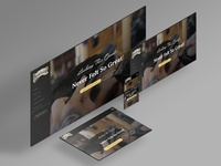 Southbay Barbershop UI / UX