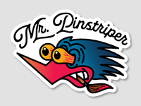 Mr. Pinstriper