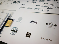 Mian Coffee Logo