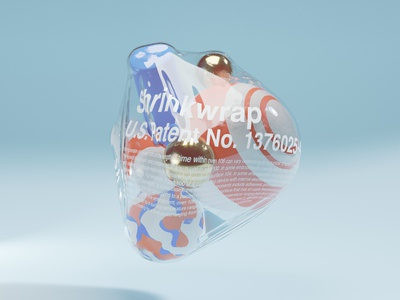 Shrinkwrapped