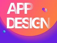 App design work cover