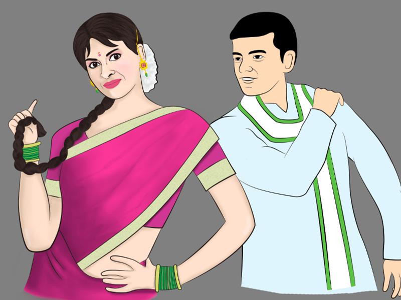 Galaata Kalyanam - Wedding invite wedding invite indian kalyanam