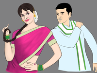 Galaata Kalyanam - Wedding invite
