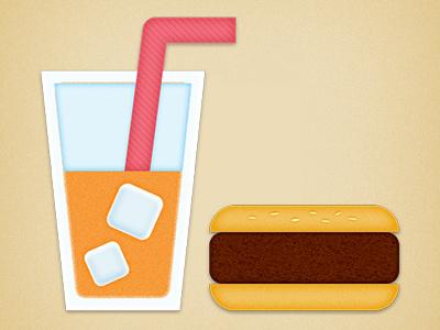 Icon - Food & Beverage fb food beverage icon shopguru