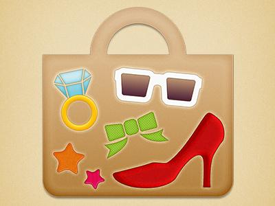 Icon - Accessories icon accessories shopguru ui