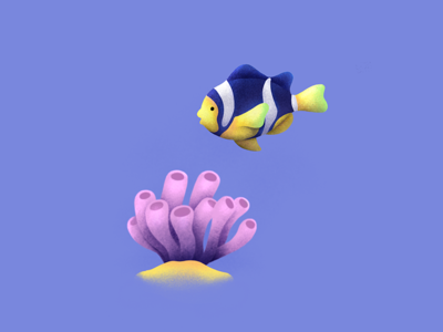 Fish in Coral