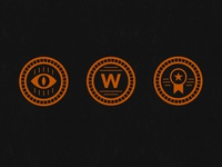 Weta Workshop Icons