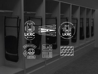Locker Room Coffee Concept Design